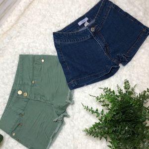2 for $24 Bundle of Refuge and Bluesphalt shorts